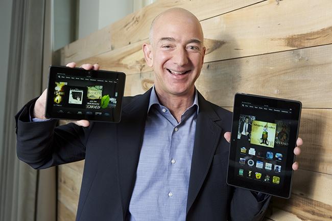 Cách mà Amazon đã bắt đầu một đế chế của mình từ bán sách