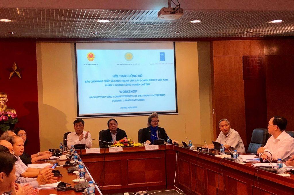 Tăng trưởng dựa vào hiệu quả và năng suất lao động, Việt Nam đặt mục tiêu đuổi kịp các nước trong khu vực, Startup muốn thành công cần hiệu quả