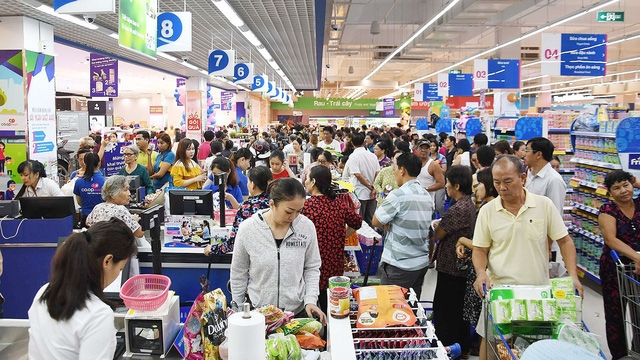 Người dân Việt Nam đang hướng đến xu hướng tiêu dùng cao cấp