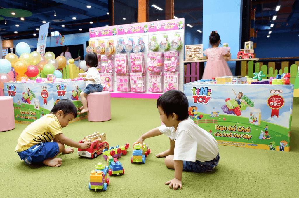 Thị trường đồ chơi Việt Nam tiềm năng cho các Startup, tiNiToy – một chiếc mới cho đồ chơi Việt sẽ trở thành ngành lãi cao