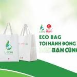 2 điều vì sao bạn nên sử dụng túi môi trường tại siêu thị!
