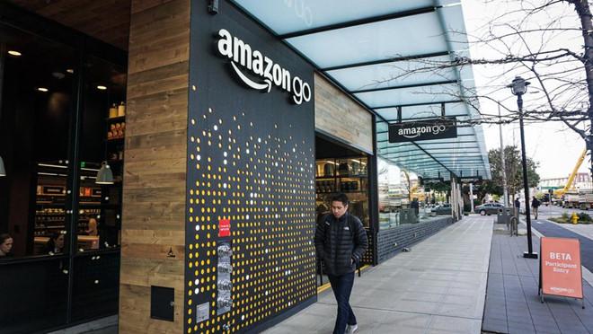 Cửa hàng không cần thu ngân, không cần thanh toán bước đi thành công của Amazon được nhiều doanh nghiệp và start up học hỏi