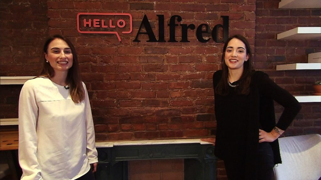 Hello Alfred – ý tưởng khởi nghiệp xuất phát từ chính cuộc sống đời thường của 2 cô gái trẻ. Bạn sẽ thành công nếu bạn biết nắm bắt thị trường
