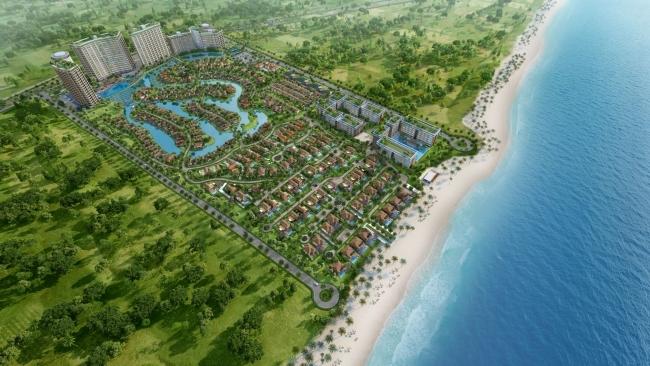 Đầu tư bất động sản du lịch phát triển mạnh, trở thành ngôi vương trong thị trường nhà đất?