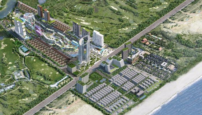 Cocobay Đà Nẵng có diện mạo mới, hứa hẹn mang lại những tầm nhìn cao trong du lịch Việt Nam