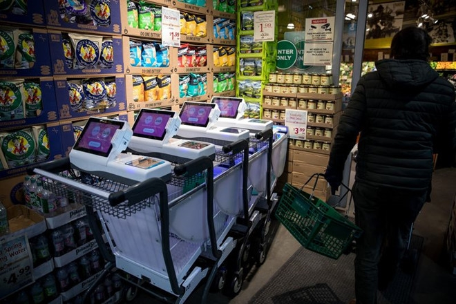 Mô hình kinh doanh cửa hàng không thu ngân vận hành như thế nào- bước đi thành công của Amazon được nhiều doanh nghiệp và start up học hỏi