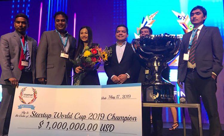 Khẳng định khả năng trên trường quốc tế, startup Việt vô địch khởi nghiệp thế giới, mang về 1 triệu USD