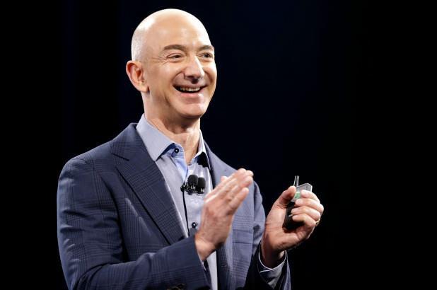 Jeff Bezos – doanh nhân vĩ đại dám mạo hiểm để thành công