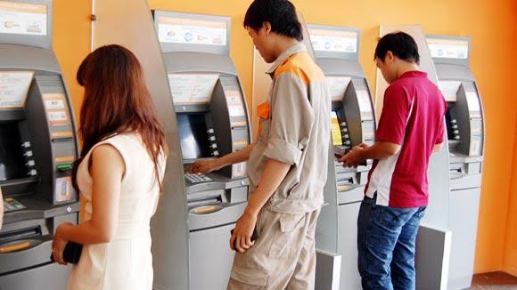 Thẻ atm không rút được tiền nhưng vẫn bị trừ tài khoản