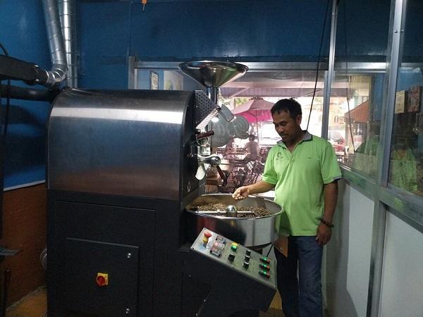 Thành công với quyết tâm sản xuất cà phê sạch của người con vùng đất Gia Lai