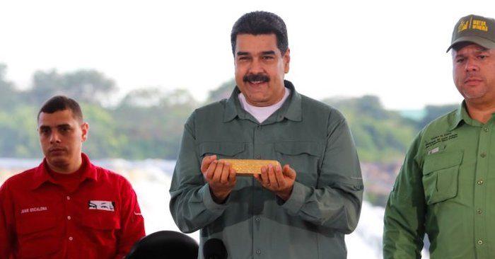 Ngân hàng Trung ương Venezuela bất ngờ cung cấp số liệu kinh tế