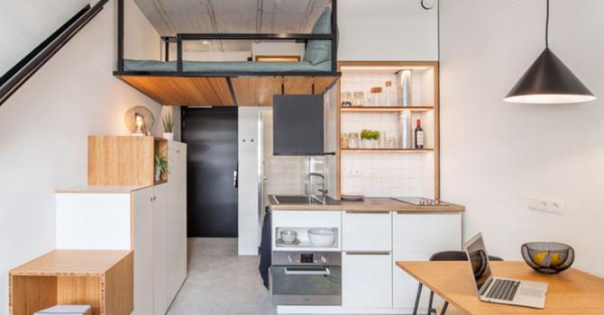 Giải pháp thiết kế cực kỳ thông minh cho căn hộ 18m2 – vừa thoải mái vừa đầy đủ tiện nghi