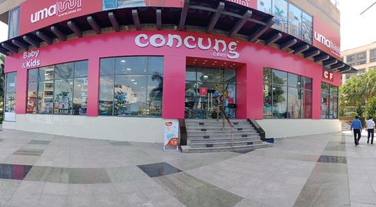 Concung.com đạt quy mô 7 tỷ USD với tốc độ tăng trưởng nhanh đến chóng mặt