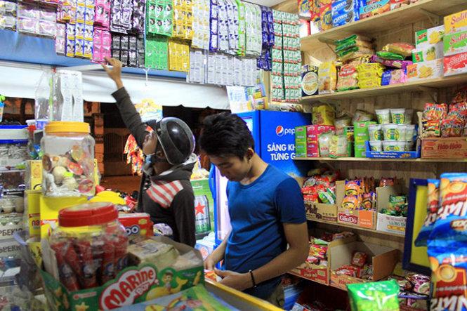 Các chợ đầu mối hàng tạp hóa ở Nghệ An