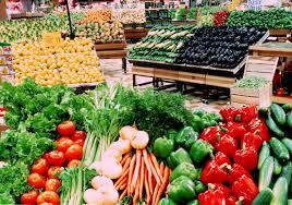 Mùa thu mát mẻ – bán nông sản để kiếm tiền