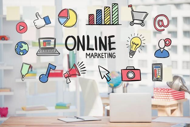 Các trang mạng xã hội có thể bán hàng online