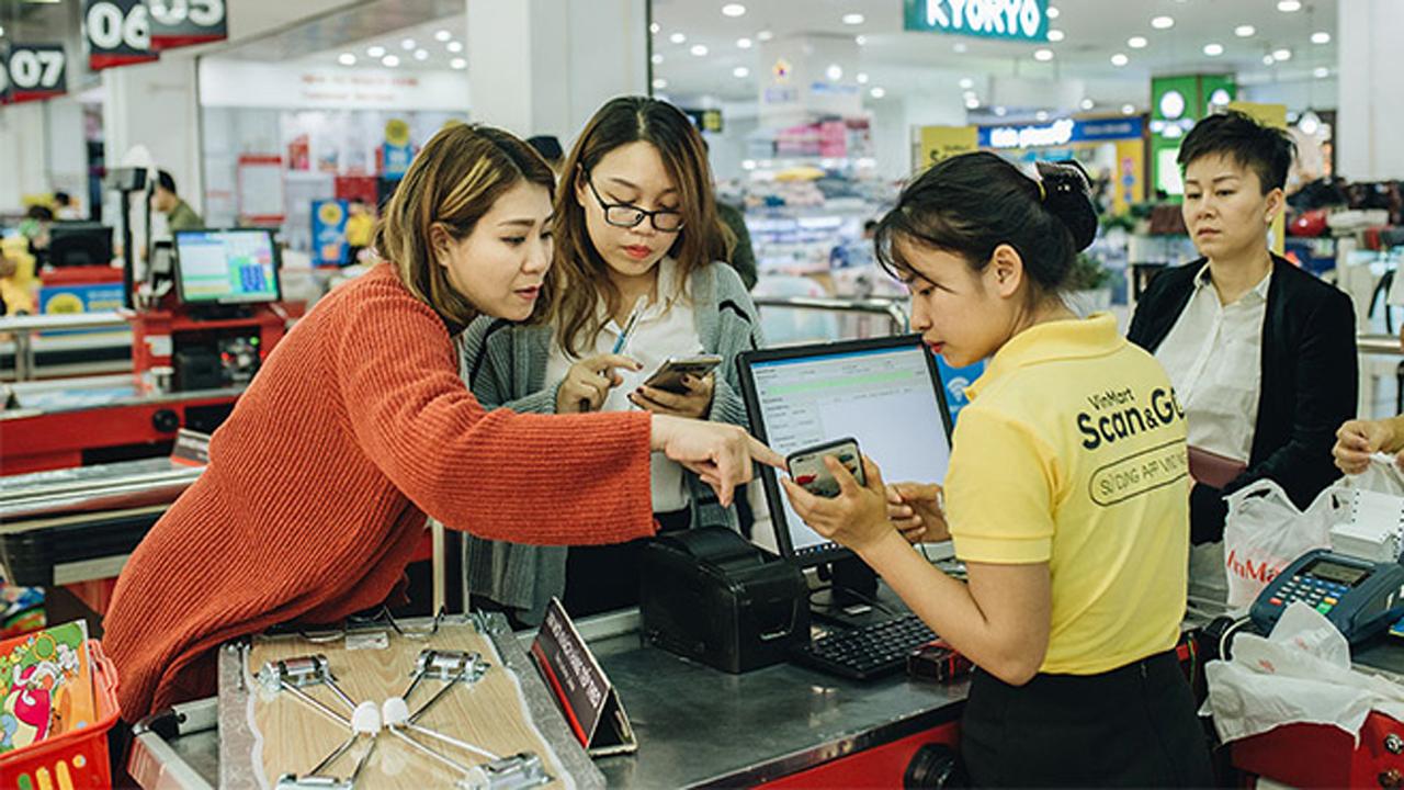 Vinmart mách chiêu bán hàng cho Siêu thị mini, cửa hàng tiện lợi, công cụ giúp họ 3 ngày bán 15.000 đơn hàng