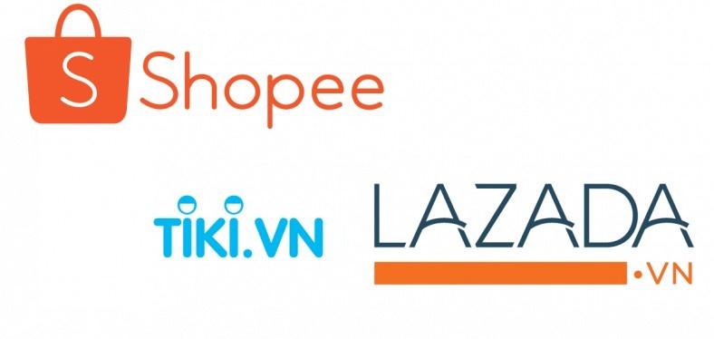 Thị trường bán hàng Online, hồi kết có vẻ đã đến chưa? Khi Lazada xảy chân, còn Tiki và Shopee đang vươn lên chiếm lĩnh thị trường?