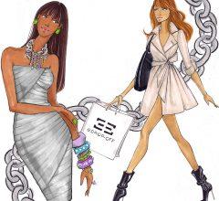 Ý tưởng của cô ấy với quần áo cũ, và tận dụng Ebay, kiếm trên 20 tỷ