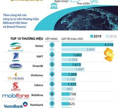 10 Công ty thuần Việt Nam (của người Việt) vừa thành công trong Kiếm tiền, vừa tạo giá trị cho cộng đồng đáng học hỏi nhất