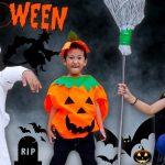 Cách kiếm tiền với đồ hóa trang mùa Halloween