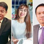 Những tỷ phú Việt Nam có mặt trên Forbes khởi nghiệp và kiếm tiền trong lĩnh vực ngành nghề nào?