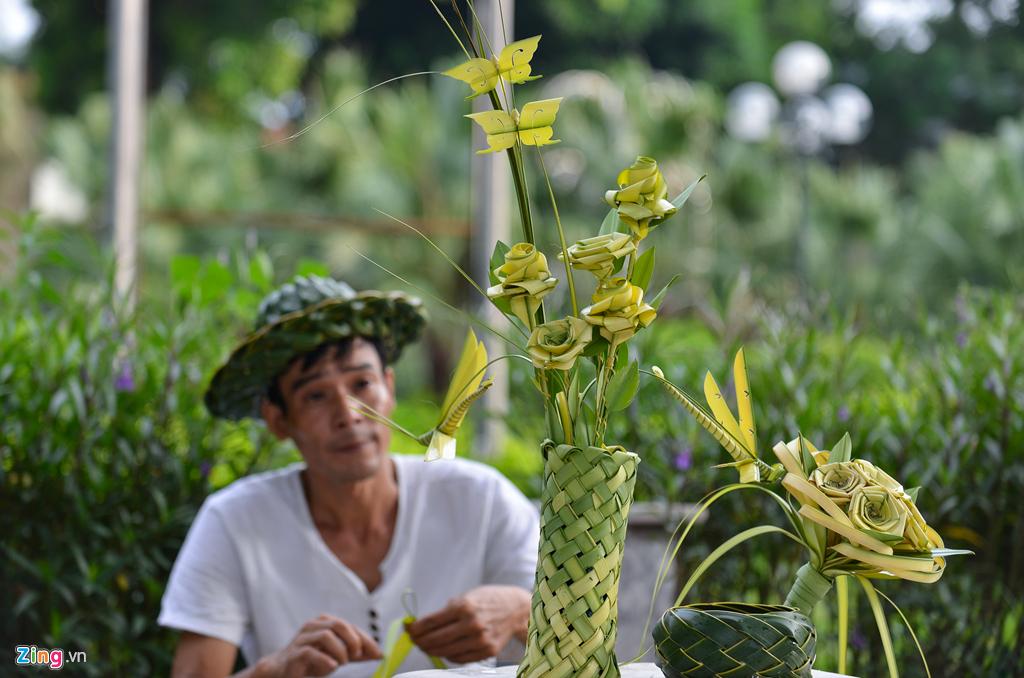 Tận dụng lá Dừa, mỗi ngày thu về 1 triệu (Cách kiếm tiền nhanh ít vốn)