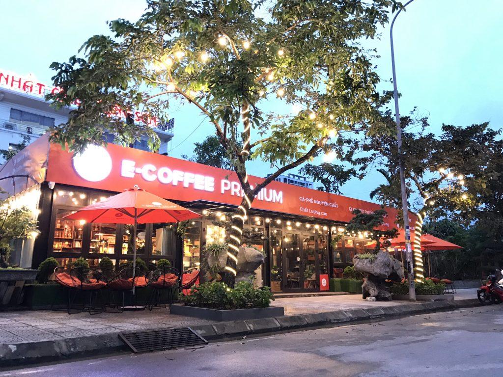 Ý tưởng kinh doanh Cafe nhượng quyền 0 đồng