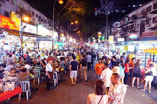2 Mẫu hình khu phố đặt địa điểm cửa hàng ăn uống thường đắt khách, đông khách dễ bán