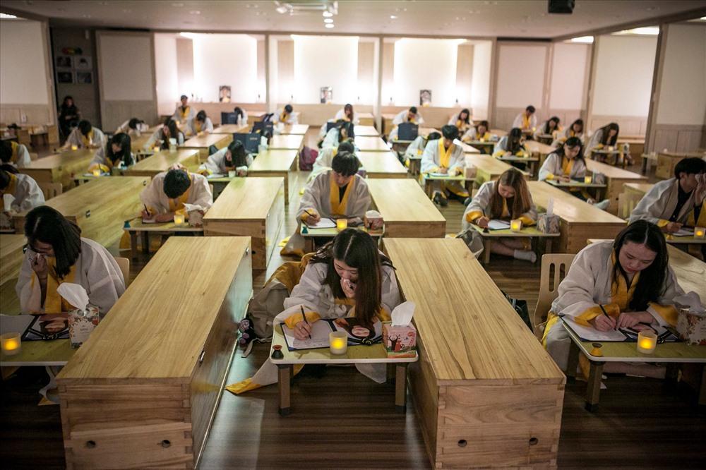 Dịch vụ tâm linh ở Hàn Quốc, trở thành xu hướng kinh doanh mới