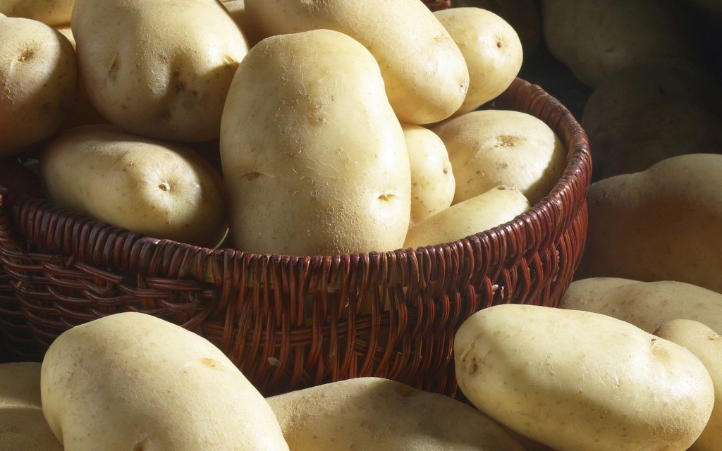 Dữ liệu và cơ hội: Kiếm tiền với sản phẩm từ Khoai tây