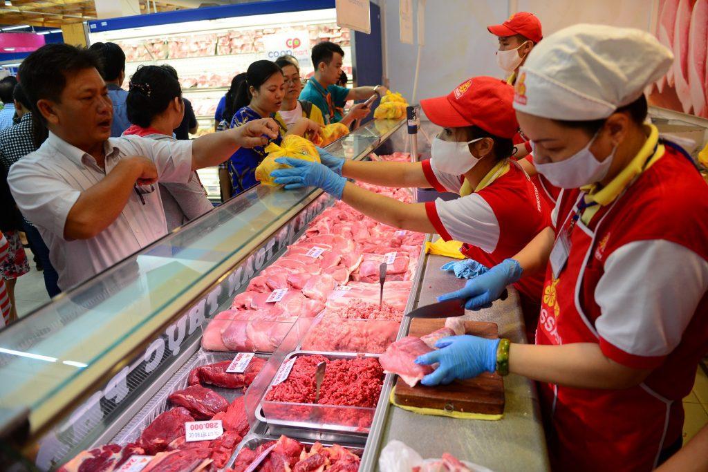 Dữ liệu và cơ hội: Kinh doanh tết 2020 (ý tưởng bán thực phẩm thịt heo hót)