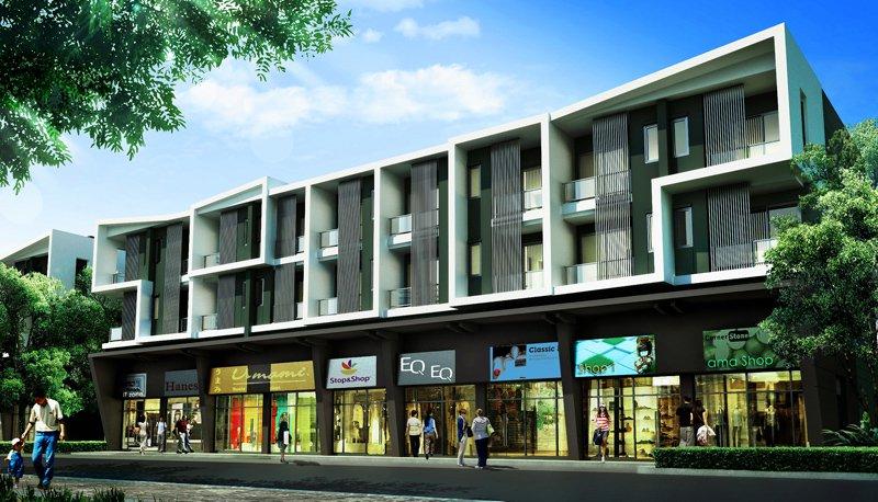 Mô hình kinh doanh Shophouse (lợi nhuận, đầu tư ra sao)