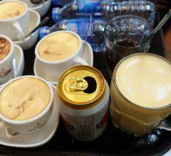 Mô hình kinh doanh Bia trứng hút khách hàng
