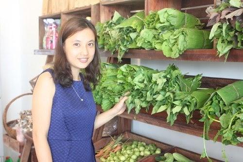 Mô hình trồng rau sạch thuyết phục được của Cô gái quyết tâm xứ sở Singapore tráng lệ về Việt Nam để khởi nghiệp