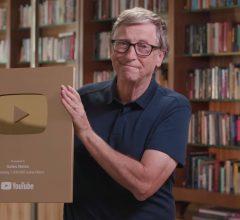 Thuyết phục tỷ phú Bill Gates làm thuê, PR cho mình, có ai khôn ngoan hơn Youtube