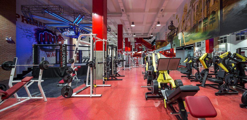 Thị trường phòng tập Gym ở Việt Nam