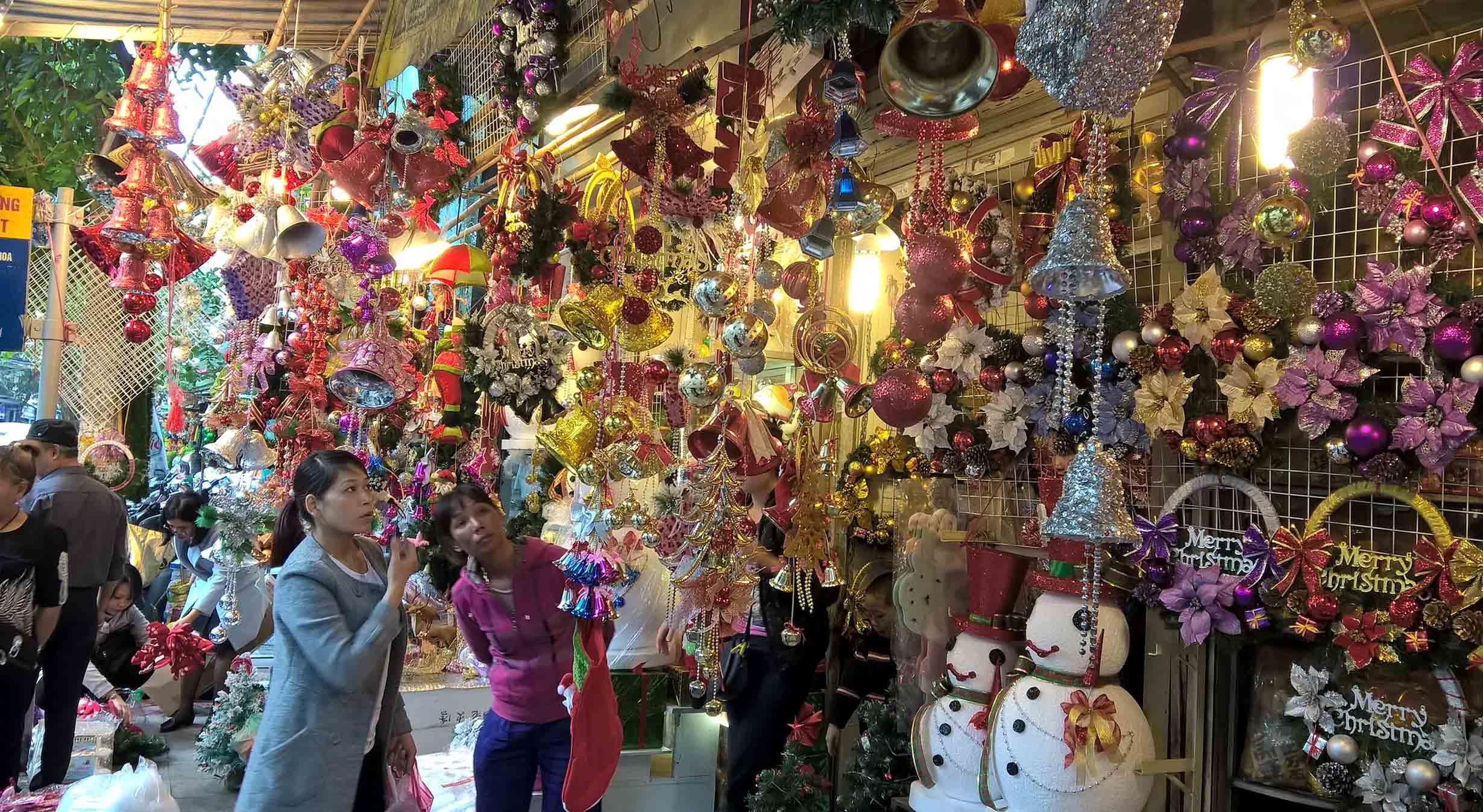 Ý tưởng bán đồ trang trí dịp ngày lễ thu hàng Chục triệu đồng