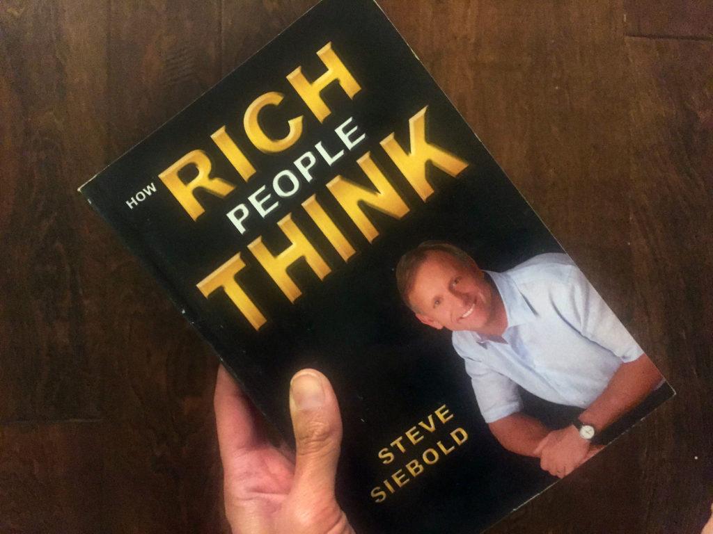 5 Ý tưởng trong người giàu suy nghĩ về Tiền