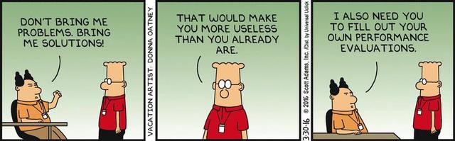 Nếu không muốn nhân viên bỏ đi, người lãnh đạo nên tránh những câu nói sau