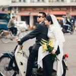 Ý tưởng ảnh cưới sang trọng, đẹp thanh lịch làm tôn lên sự chân thành sâu sắc trong tình yêu