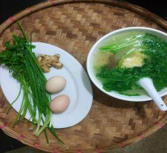 Ý tưởng giải rượu đơn giản từ Trứng gà của người Lạng sơn