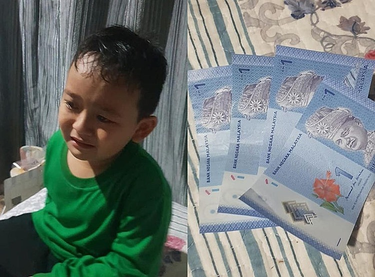 Ý tưởng kiếm ra tiền của cậu bé 7 tuổi sau 2 ngày đi học lớp 1
