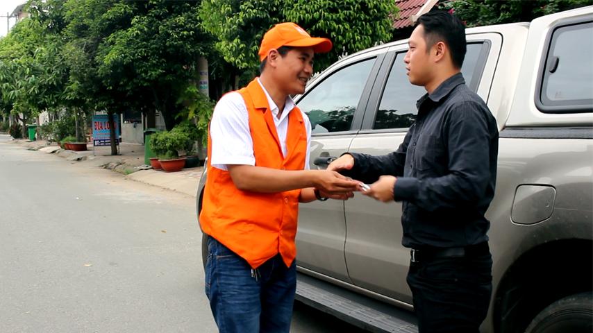 Ý tưởng kiếm tiền từ dịch vụ lái xe thuê hót, lên ngôi