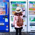 Ý tưởng làm cho máy bán hàng tự động trở thành cách kinh doanh phổ biến khắp Nhật Bản
