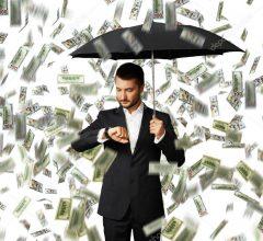 Ý tưởng làm rõ vấn đề vì sao người giàu nhanh thường bị phá sản