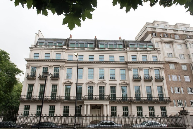 Ý tưởng mua Ngôi biệt thự đắt nhất nước Anh của người đàn ông Trung Quốc
