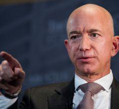 Ý tưởng tạo dựng và quản lý Amazon của Jeff Bezos