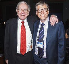 Ý tưởng thước đo thành công của 2 tỷ phú Warren Buffett và Bill Gates ( không phải tiền mà là một thước đo khác)