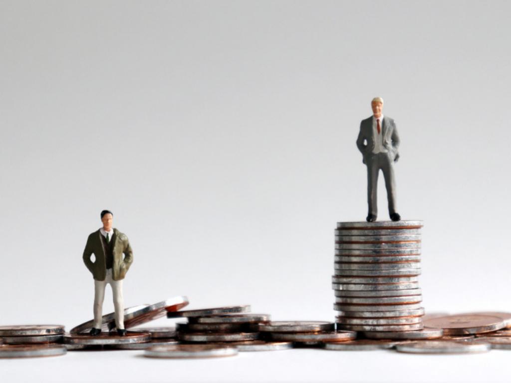 Ý tưởng về yếu tố dự đoán khả năng giàu có của 1 người